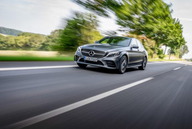 2018 Mercedes-Benz C 300d 4MATIC Fahrbericht