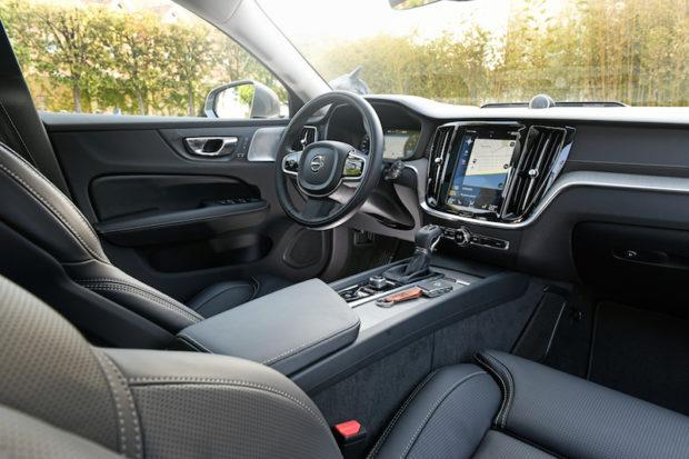 Volvo V60 D4 Interieur