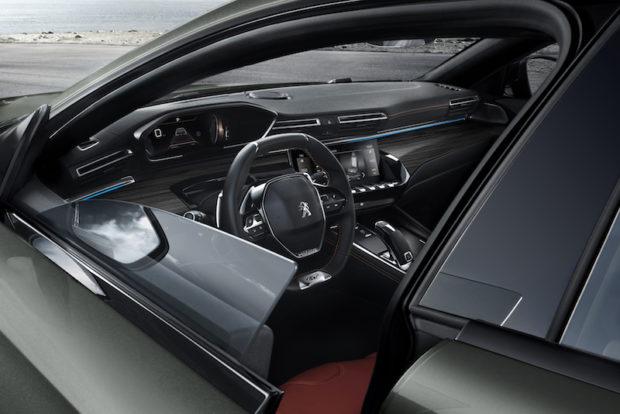 Peugeot 508 SW Cockpit