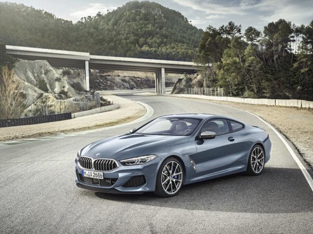 BMW 8er Coupé G15
