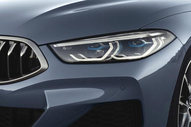 BMW 8er Coupé G15 Scheinwerfer