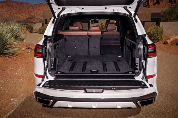 BMW X5 G05 Kofferraum