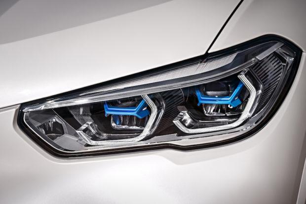 BMW X5 G05 Licht