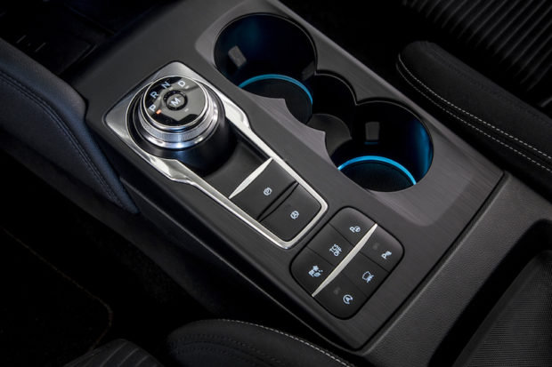 Ford Focus Automatik Drehknopf 2018