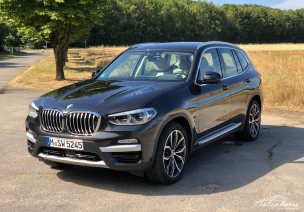 BMW X3 xDrive20d Fahrbericht