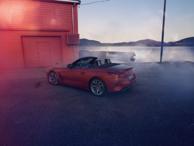 2019 BMW Z4 M40i First Edition Heck