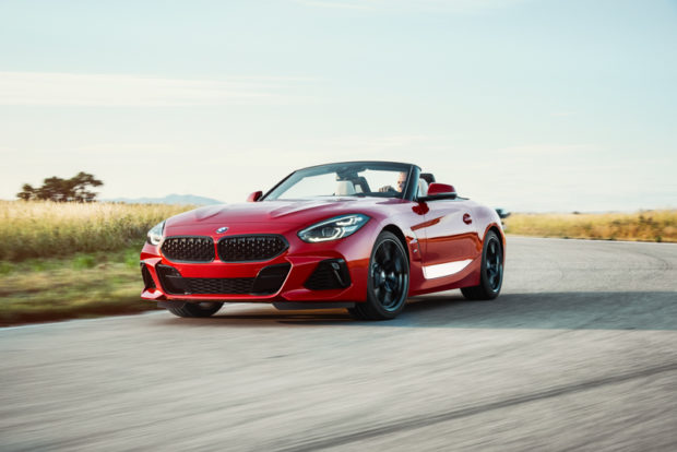 2019 BMW Z4 Roadster Front