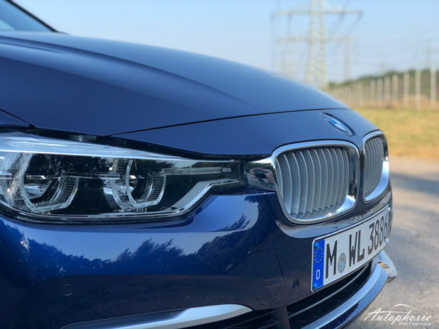 BMW 330d Touring F31 LCI Luxury Line Nieren
