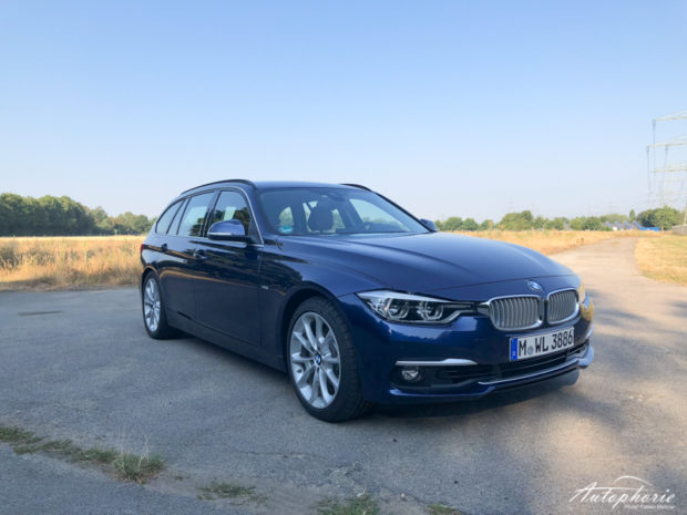 BMW 330d Touring F31 LCI Luxury Line