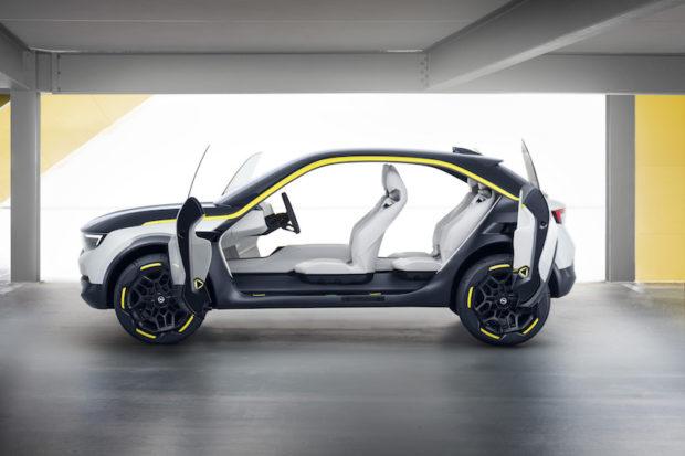 Opel GT X Experimental Türen