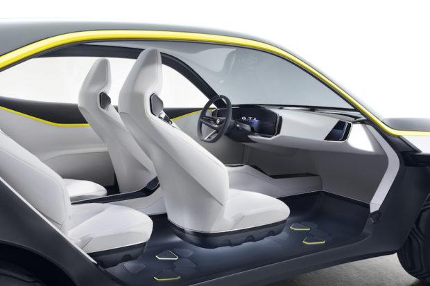 Opel GT X Experimental Innenraum
