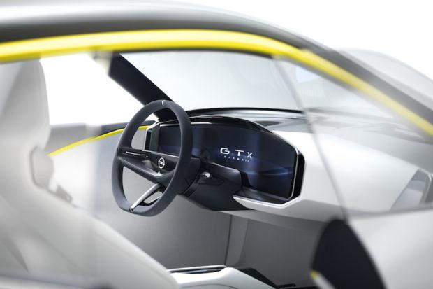 Opel GT X Experimental Cockpit