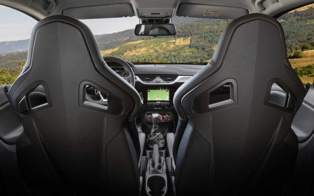 2018 Opel Corsa GSi Recaro Sitze