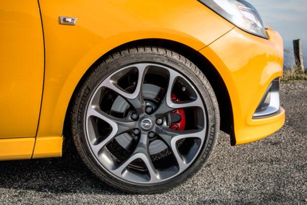 2018 Opel Corsa GSi 18 Zoll