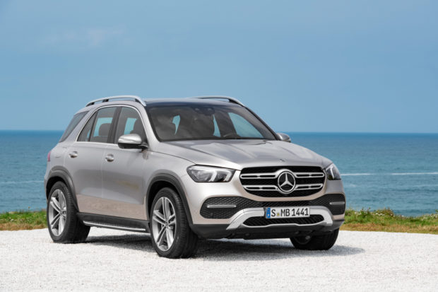 Mercedes-Benz GLE BR 167 Front