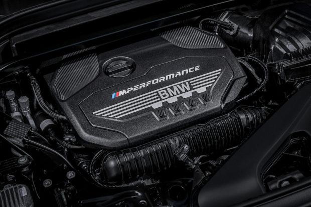 BMW X2 M35i Motor