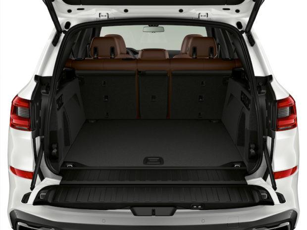 BMW X5 xDrive45e Kofferraum