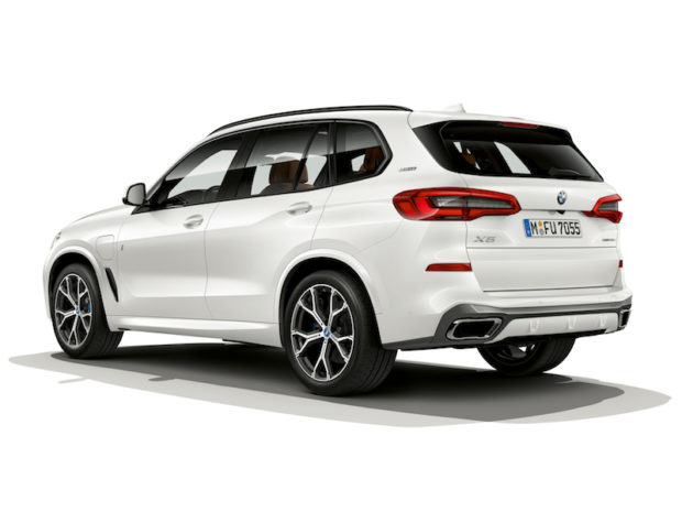 BMW X5 xDrive45e iPerformance Heck