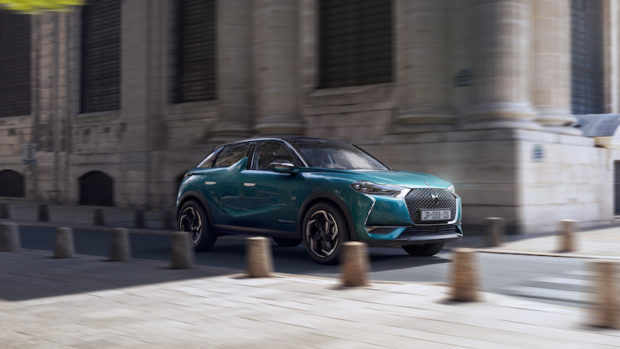 DS 3 Crossback Premiere