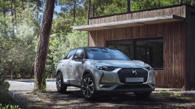 DS 3 Crossback Front