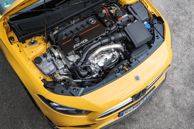 Mercedes-AMG A 35 4MATIC M 260 Motor