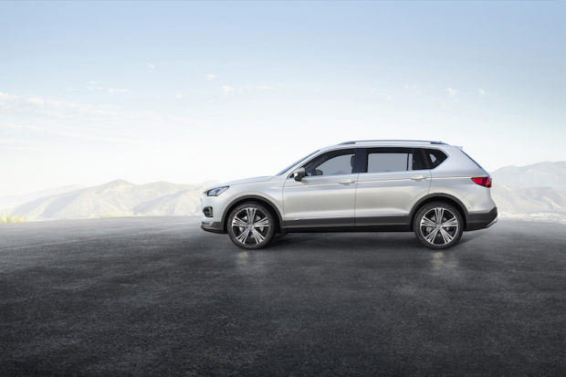 Seat Tarraco Weiss