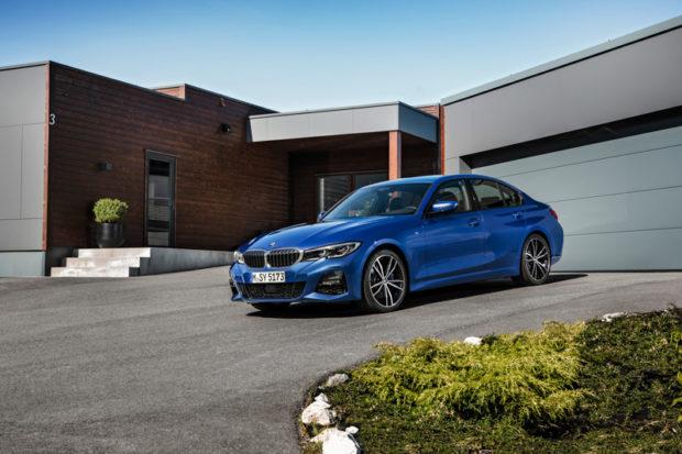 2019 BMW 3er Limousine G20