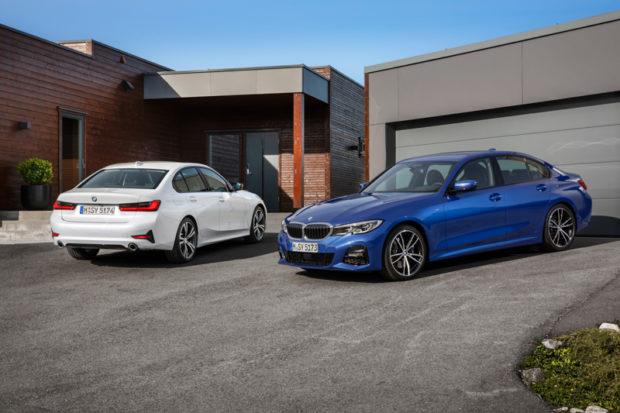 Neue BMW 3er Limousine