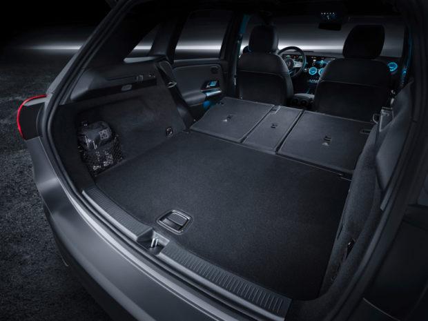 2019 mercedes benz b klasse kofferraum. Black Bedroom Furniture Sets. Home Design Ideas