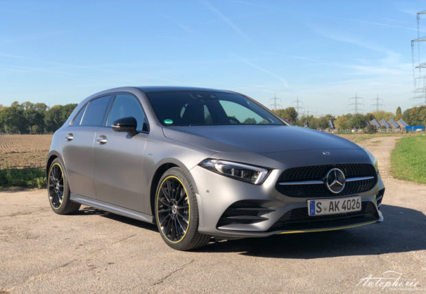 Mercedes-Benz A 250 Edition 1 Front