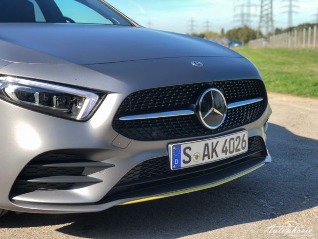 Mercedes-Benz A 250 Edition 1 Grill