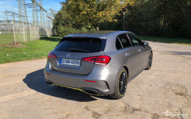 Mercedes-Benz A 250 Edition 1 Heck