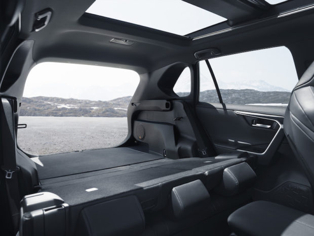 Toyota RAV4 Hybrid Kofferraum