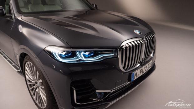 BMW X7 (G07) Scheinwerfer Grill