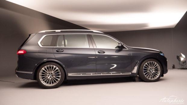 BMW X7 (G07) Glasflächen