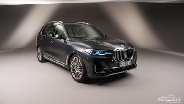 BMW X7 (G07) Premiere