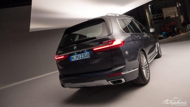 BMW X7 (G07) Heck