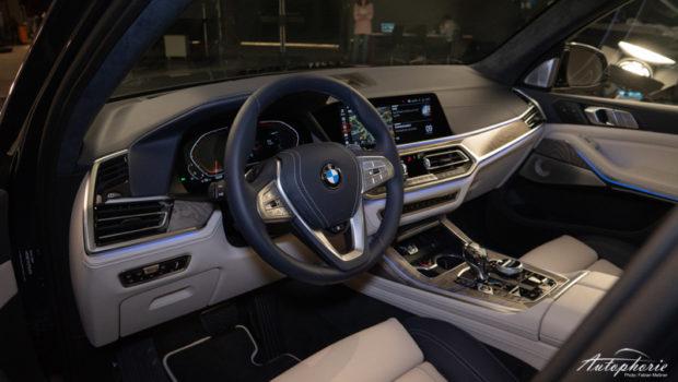 BMW X7 (G07) Live Cockpit Professional