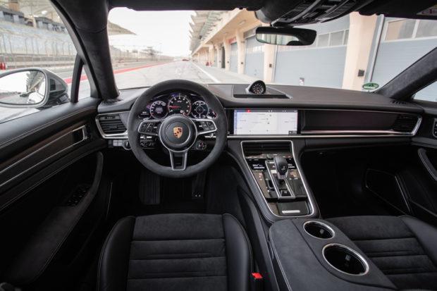 Panamera GTS Interieur