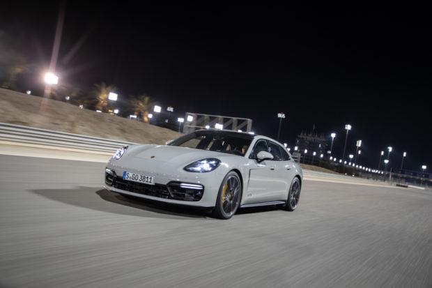 Panamera GTS Sport Turismo Kreide