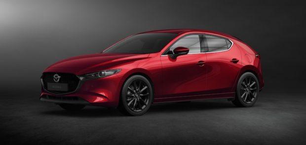 2019 Mazda3 5-Türer Front