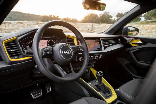 Audi A1 Sportback Interieur