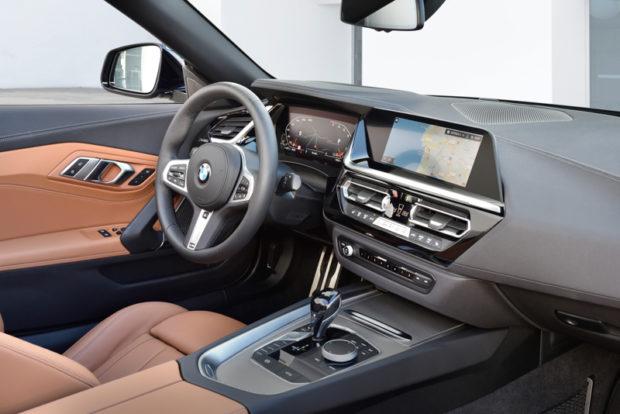 BMW Z4 M40i G29 Innenraum