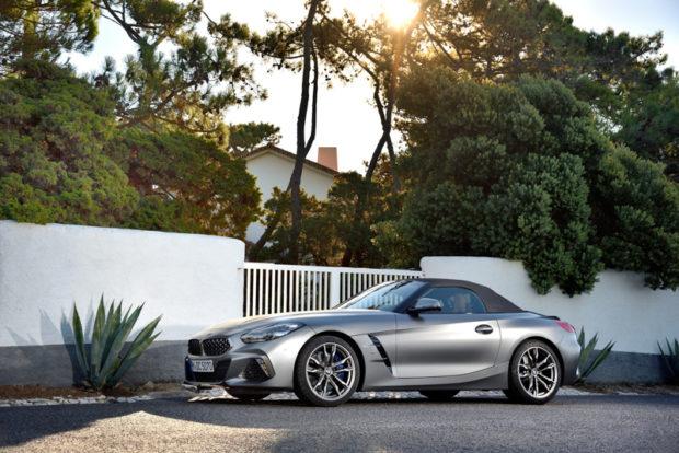 BMW Z4 M40i G29 Geschlossen