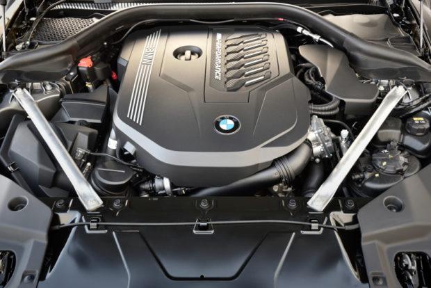 BMW Z4 M40i G29 Motor