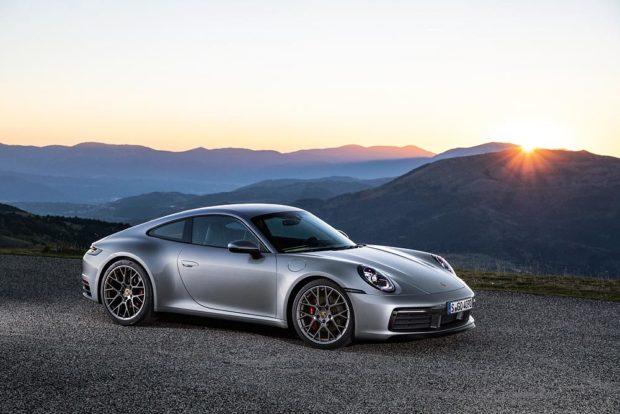 Porsche 911 Typ 992