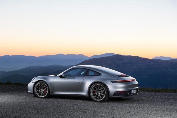 Porsche 911 Typ 992 Karossiere