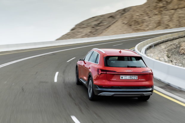Audi e-tron Catalunyarot