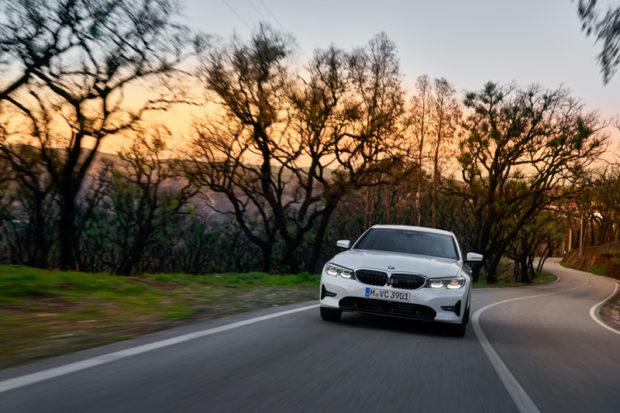 BMW 320d Sport Line G20 Limousine weiss