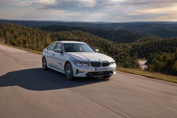 BMW 320d Sport Line G20 Limousine front
